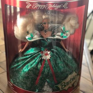 Other - 1995 holiday series Barbie